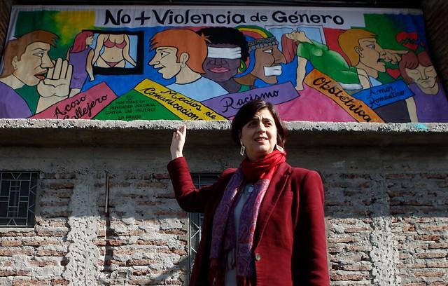"""Claudia Pascual: """"La derecha no puede estar más de un período"""""""