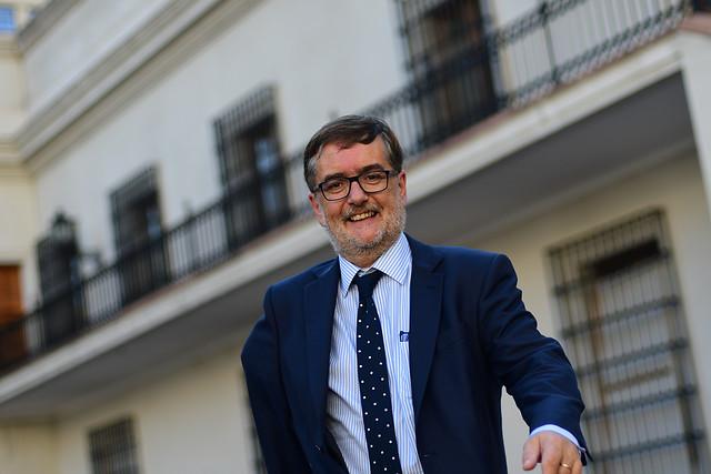 """Francisco Undurraga (Evópoli): """"Algunos representantes del Frente Amplio creen que Chile parte cuando ellos nacieron"""""""