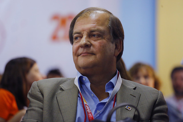 "Francisco Vidal: ""Mi problema no es la candidatura a Gobernador, sino como quedó la ley"""