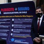 """Servel y Plebiscito: """"Esperamos que estos violentistas dejen expresarse al país"""""""
